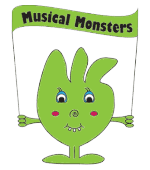 Musical Monsters (MM) | Logo