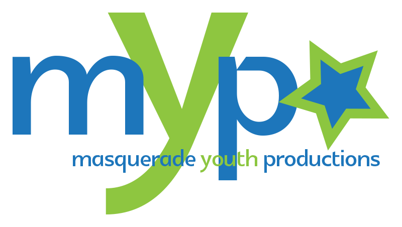 Masquerade Youth Productions (MYP) | Logo